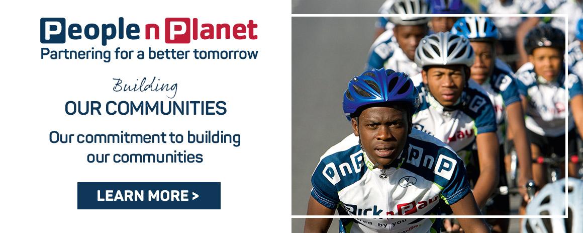 Building our communities
