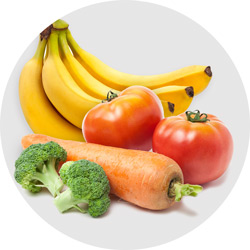 Fresh Fruit & Vegetables