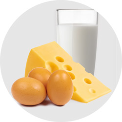 Milk, Dairy & Eggs