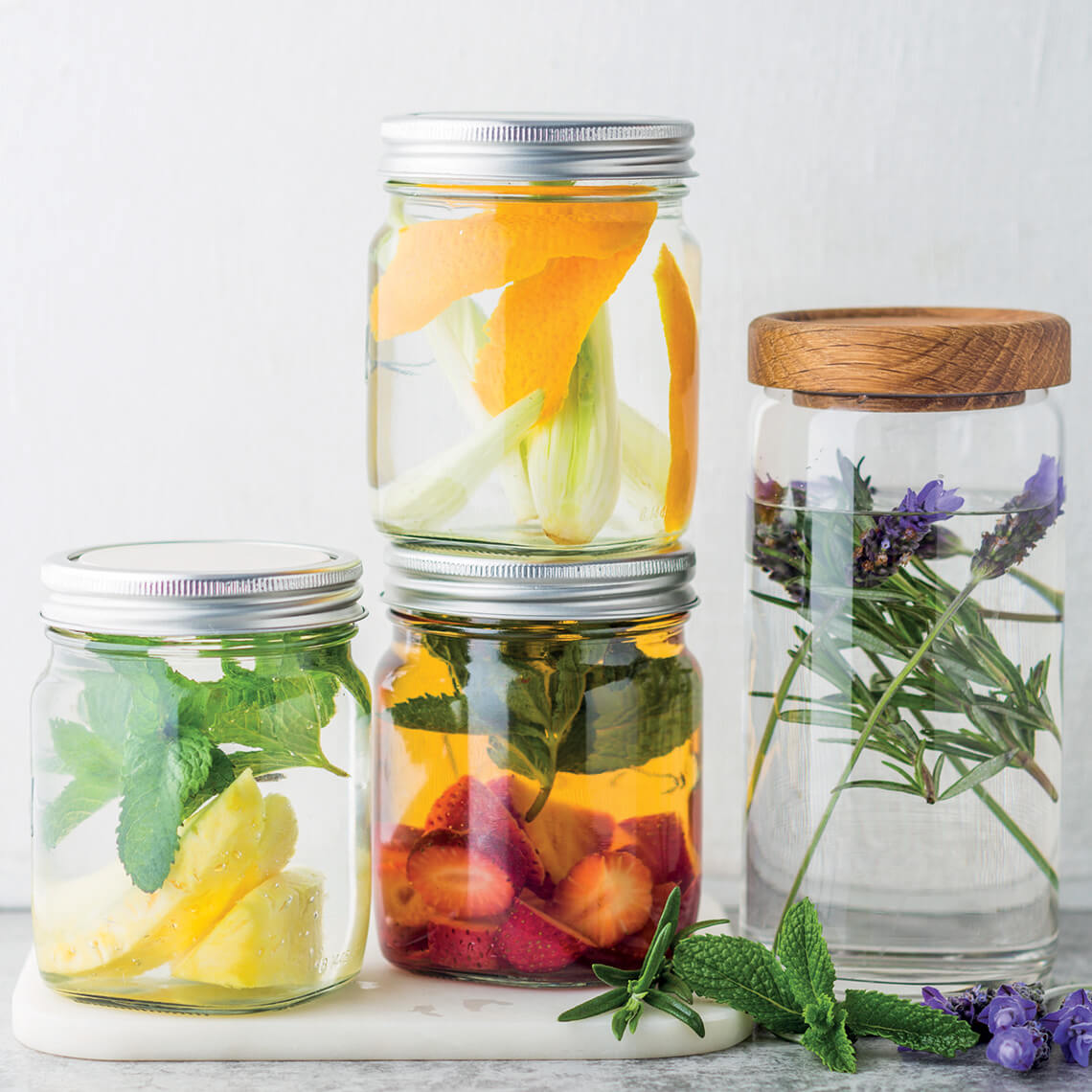 Infuse your booze