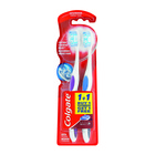 Colgate 360 Optic White Luminous Toothbrush TwinPack