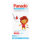 Panado Paediatric Strawberry Syrup 100ml