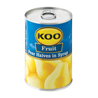 Koo Choice Grade Pear Halves 410g