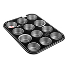O2 Bake 12 Cup Muffin Pan