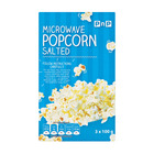 PnP Microwave Popcorn Salt 100g 3ea