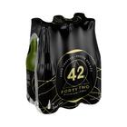 42 Premium Lager 340ml x 6