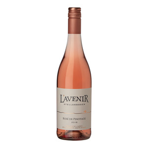 L'Avenir Rose de Pinotage 750ml