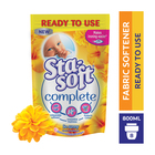 Sta-Soft Complete So So Sunny Fabric Softener Doy 800ml