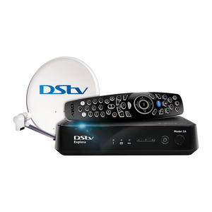 DSTV Explora M3 With Installation