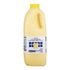 No Name Low Fat Banana Flavoured Yoghurt based Dairy Snack 2l