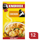 Knorrox Chicken Stock Cubes 12s