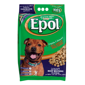 Epol Dry Dog Food Biltong Flave 8kg