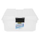Addis Clear Storage Box 26l