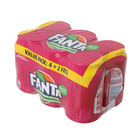 Fanta Grape 330ml 4+2 Free 6s