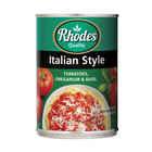 Rhodes Indian Style Tomatoes 410g