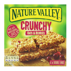 NATURE VALLEY GRANOLA BARS R/ALMOND 6EA