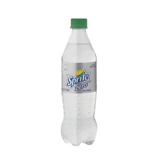 Sprite Zero Plastic Bottle 500ml x 24