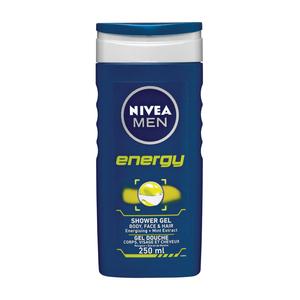 Nivea Shower Gel Energy 250ml