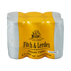 Fitch & Leedes Indian Tonic Lite 200ml x 6