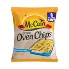 McCain Steakhouse Cut Crispy Oven Chips 750g