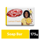 Lifebuoy Germ Protection Lemon Fresh Soap Bar 175g
