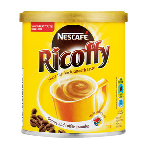 Nestle Ricoffy Coffee In Tin 100g