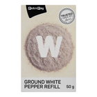 PnP White Pepper Refill 50g