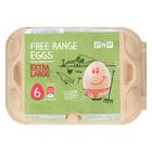 PnP Extra Large Free Range Eggs 6s