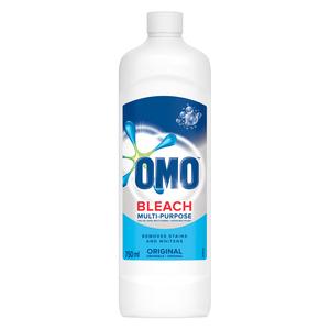 OMO Regular Foam Action Bleach 750ml