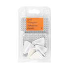 PnP Hooks Plastic Adhesive Triangular