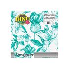Dinu Design Lunch Napkin Ire s Blues 20
