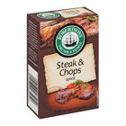 Robertsons Steak & Chops Spice Refill 80g x 10
