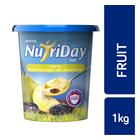 Danone Nutriday Low Fat Stewed Fruit & Custard Yogurt 1kg
