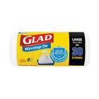 Glad Wave Bin Lemon Large 30