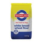 Snowflake White Bread Flour 2.5kg