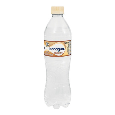 Bonaqua Litchi Flavoured Sparkling Water 500ml | each | Unit