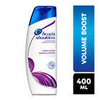 Head & Shoulders Extra Volume Boost Shampoo 400ml