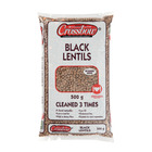 Crossbow Whole Black Lentils 500g