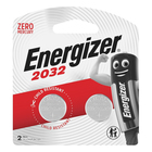 Energizer 2032 3V Lithium Coin Battery 2s