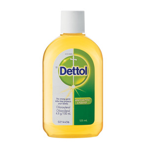 Dettol Antiseptic Liquid 125ml