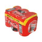 Coca-Cola 330ml 4+2 Free 6s