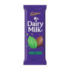 Cadbury Slab Mint Crisp 80g