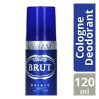 Brut Deodorant Aerosol Spirit Cologne 120ml