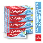 Colgate Maximum Cavity Protection Gel Toothpaste 100ml x 12