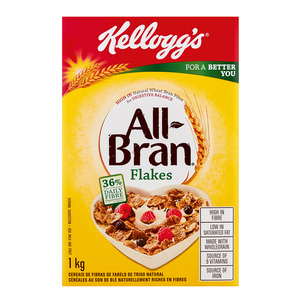 Kellogg's All Bran Flakes 1kg