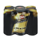 MILLER DRAFT 440ML x 6