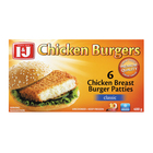 Frozen Chicken Burger 400g