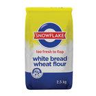 Snowflake White Bread Flour 2.5kg x 4