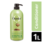 Organics Hair Conditioner Straight & Sleek 1l
