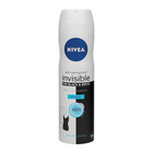 Nivea Invisible Black & White Deodorant 150ml